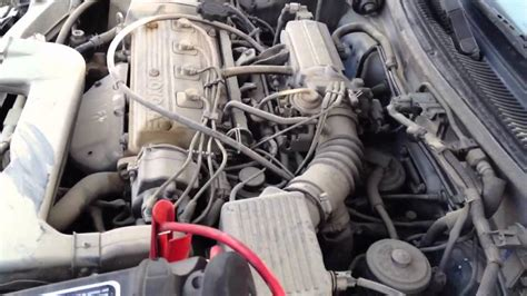 small engine maintenance and repair 1992 toyota paseo parental controls 1993 toyota paseo 4cyl engine start up youtube