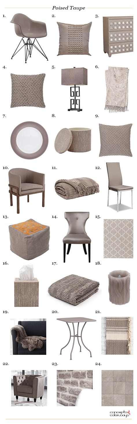 poised taupe color schemes sherwin williams poised taupe interior styling design