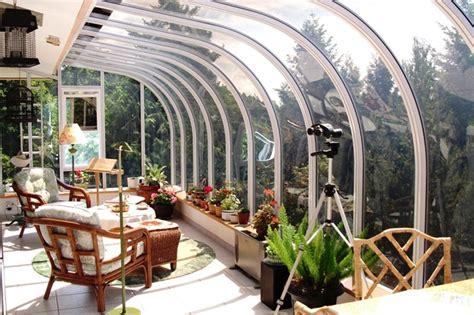terrazzo chiuso arredare terrazzo idee di arredamento per un angolo
