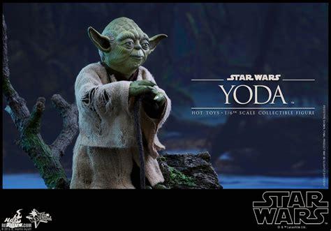Toys Mms369 Wars Episode V Jedi Master Yoda 1 6 Figure rebelscum wars photo archive