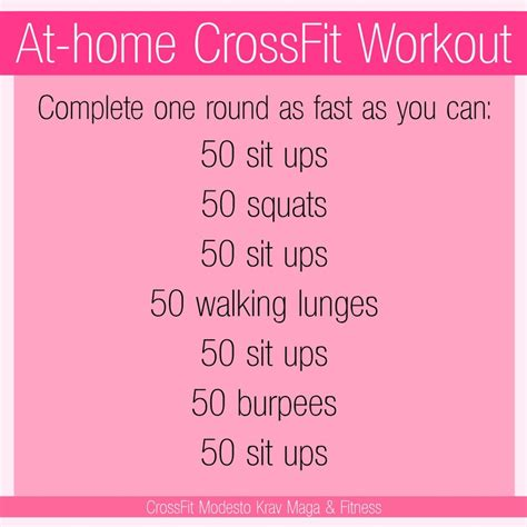 crossfit workouts at the most popular workout programs