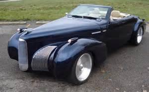 1939 Cadillac Lasalle 1939 Cadillac La Salle C Hawk Custom Hardtop Roadster 137878
