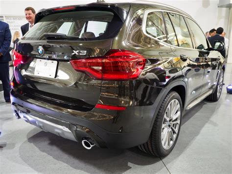 Bmw Plant Spartanburg by New Bmw X3 Live Photos From Spartanburg Plant