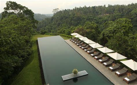 ubud best hotel ubud s best infinity pools 9 alternatives to hanging gardens