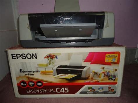 Printer Epson Stylus C45 epson stylus c45 printer clickbd