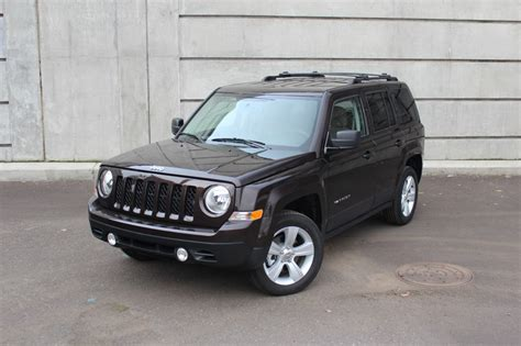 Jeep 2014 Latitude 2014 Jeep Patriot Latitude Does It Drive Better Without