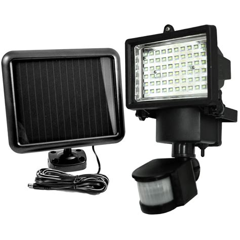 led outdoor garage lights led solar powered motion sensor security flood light