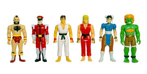 7 figures that new 3 75 inch fighter 2 figures by 7 the