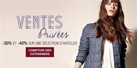 vente priv 233 e comptoir des cotonniers 2015 les bons plans