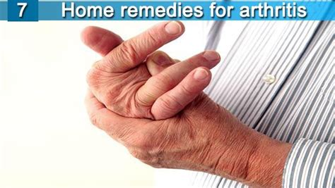 7 home remedies for arthritis in and legs