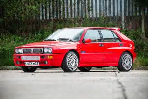 Lancia Delta S Lancia Delta Integrale Comes Up For Sale Evo