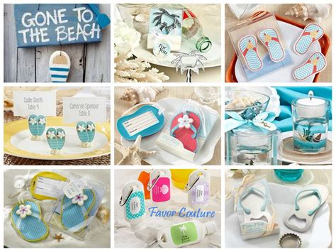 summer themed bridal shower favors 17 best images about unique wedding and shower favor ideas on favor boxes
