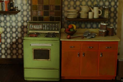 70s kitchen 70s kitchen spookiness stephanie dudley