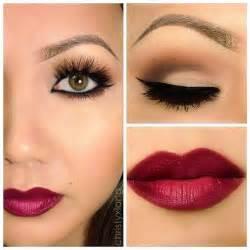 get glamorous christmas makeup ideas 2013 aline watfa
