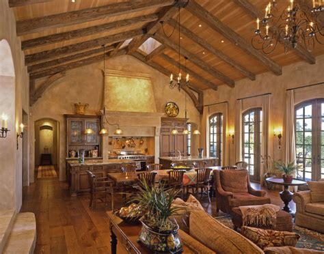 room  inspire  love tuscan style