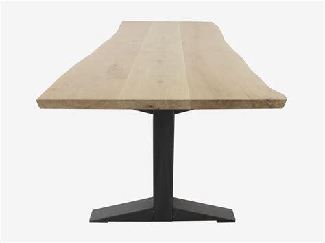 boomstam tafel wit boomstam eettafel tygo op maat gemaakt f 216 rn meubelen