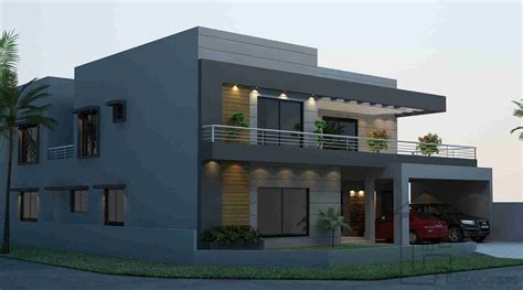 240 yard home design front elevation and floor design of house 57x90