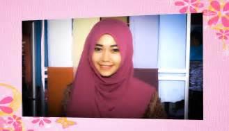 Tutorial Pashmina Selendang | tutorial hijab pashmina selendang zahira miulan store