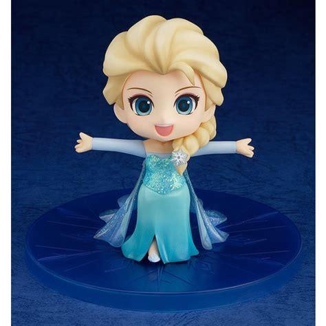 Nendroid Elsa And Frozen 475 550 Smile Company Kws nendoroid 475 disney frozen elsa olaf garden and toywiz malaysia