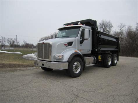 peterbilt dump truck peterbilt 567 dump trucks for sale 116 used trucks from