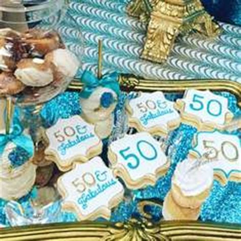 Turquoise Party Ideas   Catch My Party