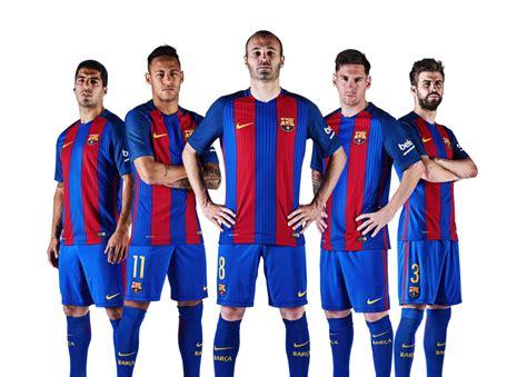 imagenes png barcelona fc barcelona team 2016 17 render by fristajlere on deviantart