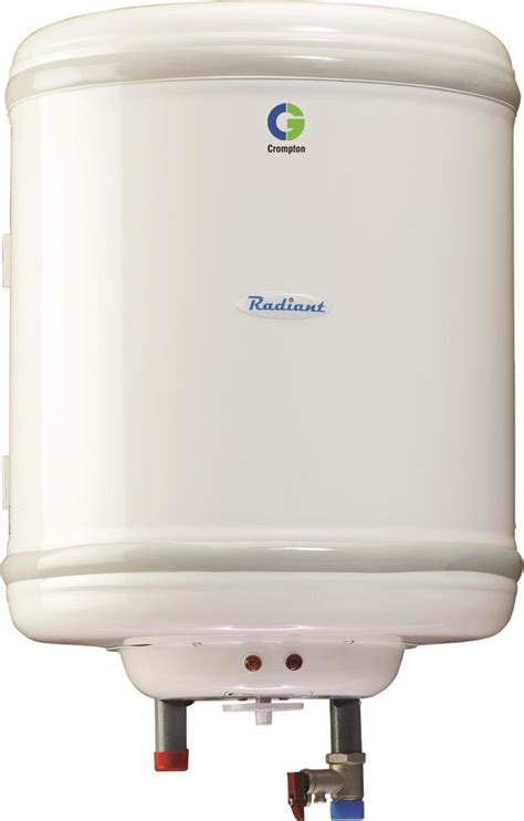 Radiance Water Heater 80 Ltr crompton greaves radiant swh15lt 15 litre vertical water heater flat 18 dealshut