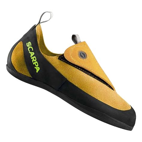 indoor wall climbing shoes scarpa youth lightning climbing shoes