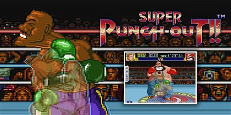 super punch  super nintendo jeux nintendo