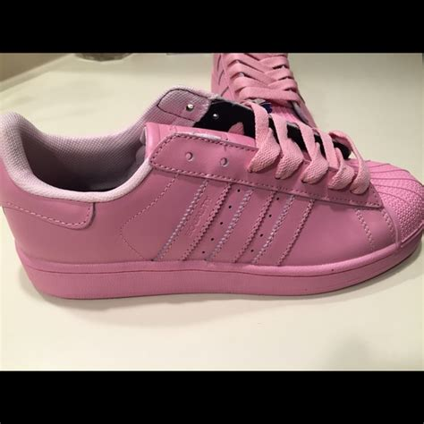 adidas superstar pastel pink adidas from joanna s closet on poshmark