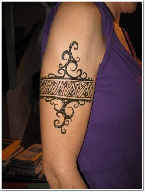native american tribal band tattoos 35 most popular armband designs