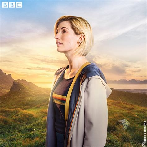 dr who doctor who new promo of jodie whittaker as the doctor