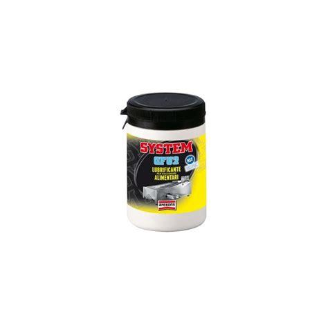 grasso alimentare grasso lubrificante per macchinari alimentari gfu2