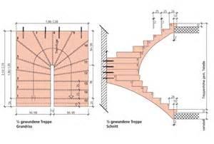 treppe schnitt creabeton normtreppen konfigurator