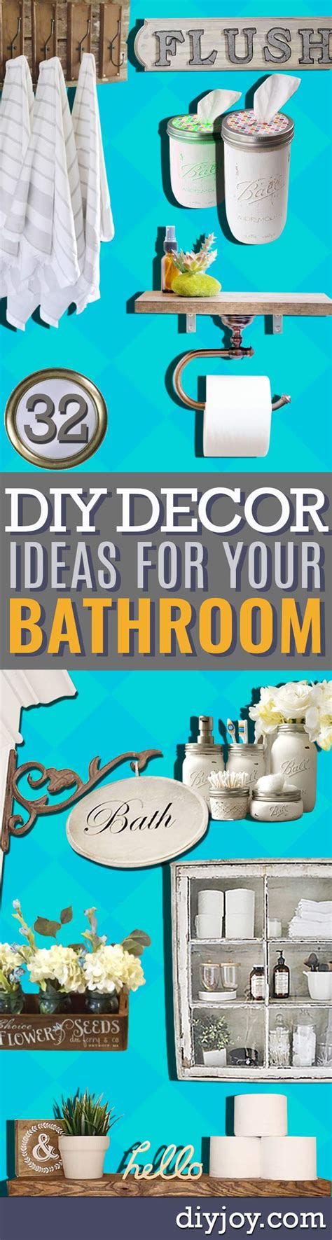 do it yourself bathroom ideas 31 brilliant diy decor ideas for your bathroom