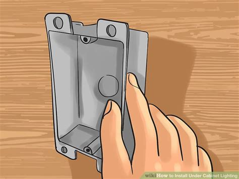 how to install cabinet lighting how to install cabinet lighting with pictures