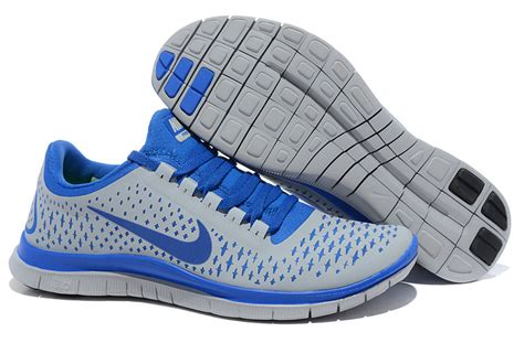 best nike shoes for running nike free 3 0 v4 s running shoes gray blue 73 00