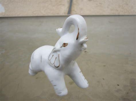 elephant figurine miniature elephant decorative figurine