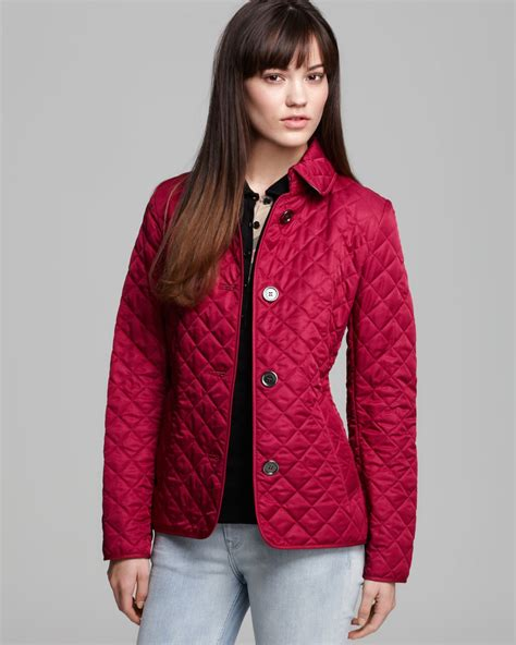Burberry Brit Copford Quilted Jacket by Burberry Brit Copford Quilted Jacket In Lyst