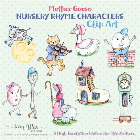 nursery rhyme clip goose nursery rhymes clip