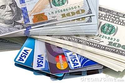 25 Dollar Mastercard Gift Card - cash dollars and credit cards editorial photography image 41905697