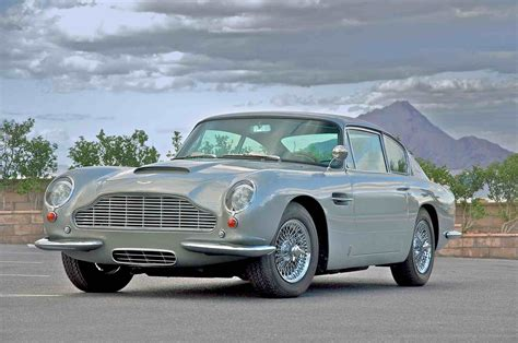 Top House Plans by 1966 Aston Martin Db6 Autoguide Com News