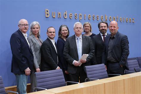 So Bpk Christian bundespressekonferenz vorstand