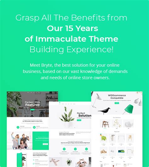 themes compatible with elementor bryte multipurpose creative business elementor