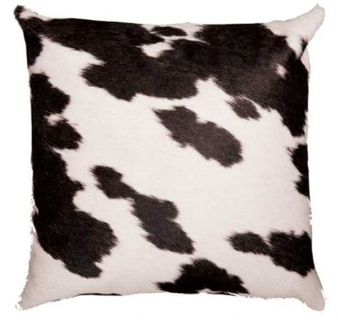 Cowhide Cushions Australia - cow hide pillow eagle wools australian made products