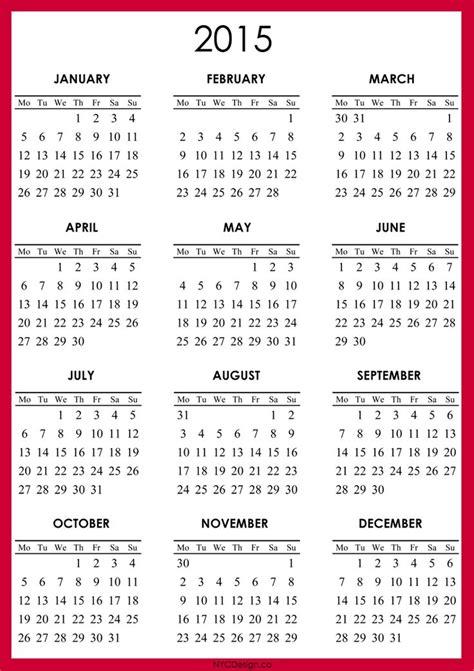 printable  calendar yangah solen