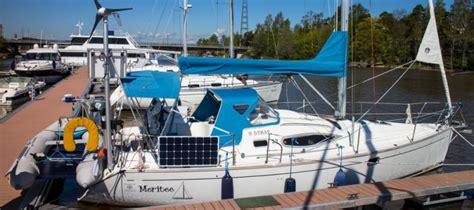 electric boat keel feeling 32 lifting keel electric sailboat