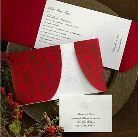 wedding invitation design red wedding inspiration center beautiful red wedding