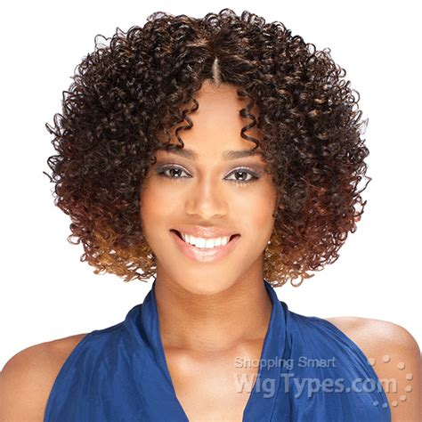 Types Of Synthetic Hair by Freetress Equal Synthetic Hair Invisible Part Wig