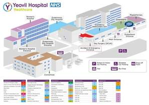 of colorado hospital map map and floor plan of hospital yeovil district hospital